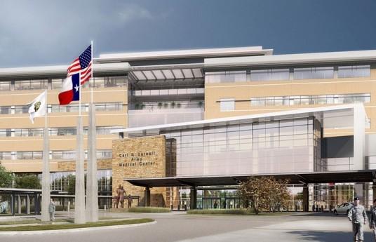 Hospital-Steel-Project_Fort-Hood-Carl-Darnall_Bosworth-Steel-Erectors_HKS_1